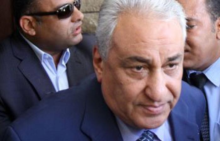 """خلال افتتاح استراحة للمحامين..رئيس محكمة حلوان لـ سامح عاشور: """"أنت راجل دكر"""""""