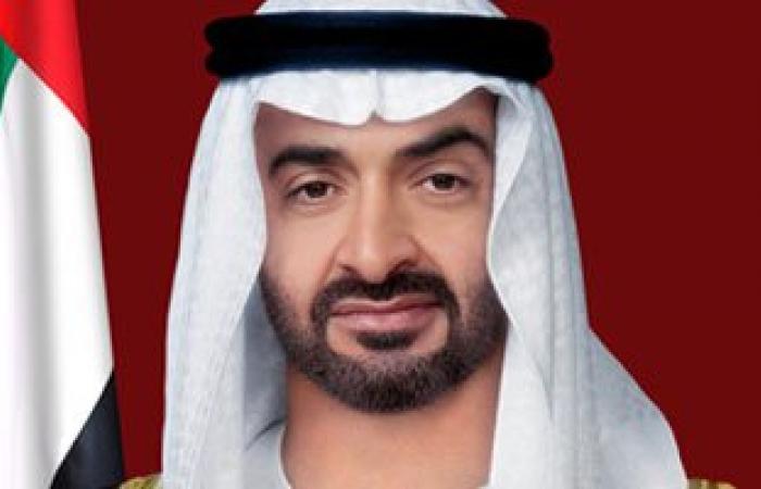 محمد بن زايد يعزى السيسي فى ضحايا الطائرة ويؤكد وقوف الإمارات إلى جانب مصر
