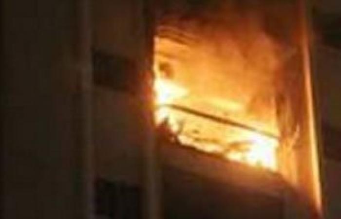 السيطرة على حريق نشب بشقة سكنية بحى الزهور فى بورسعيد دون إصابات