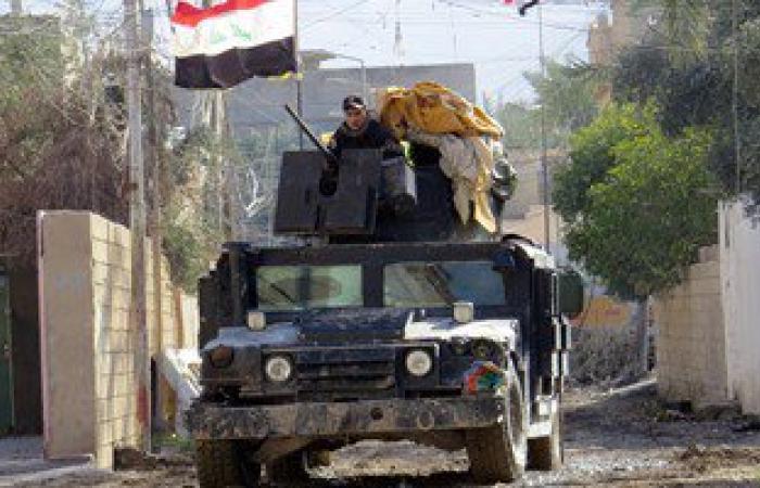 التلفزيون الرسمى : الجيش العراقى يبلغ أهالى الفلوجة بالاستعداد لمغادرة المدينة