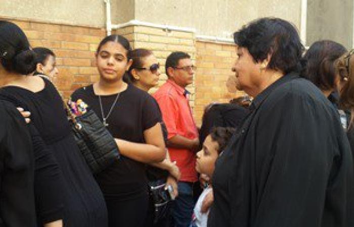 بالصور.. كنائس السويس تقيم القداس على روح أمجد أرجنتو ضحية الطائرة المنكوبة
