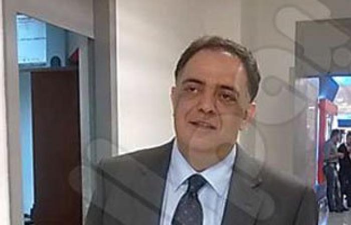 القبض على رجل الأعمال عمرو حمزة النشرتى من أمام بنك بشارع جامعة الدول