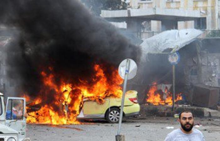 """بالصور.. 120 قتيلا حصيلة تفجيرات """"الجبلة"""" و""""طرطوس"""" على الساحل السورى"""