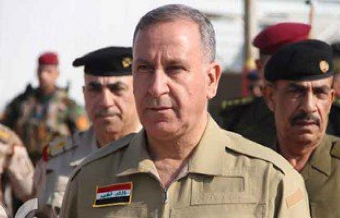"""وزير دفاع العراق يصل منطقة العمليات العسكرية ضد """"داعش"""" بالأنبار"""