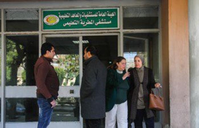 أولى جلسات محاكمة 9 أمناء شرطة متهمين بضرب أطباء المطرية اليوم