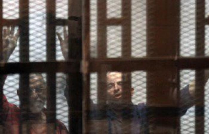 """تفاصيل الحكم بالمؤبد لـ""""بديع"""" و35 إخوانيا والسجن لـ49 وبراءة 20 آخرين"""