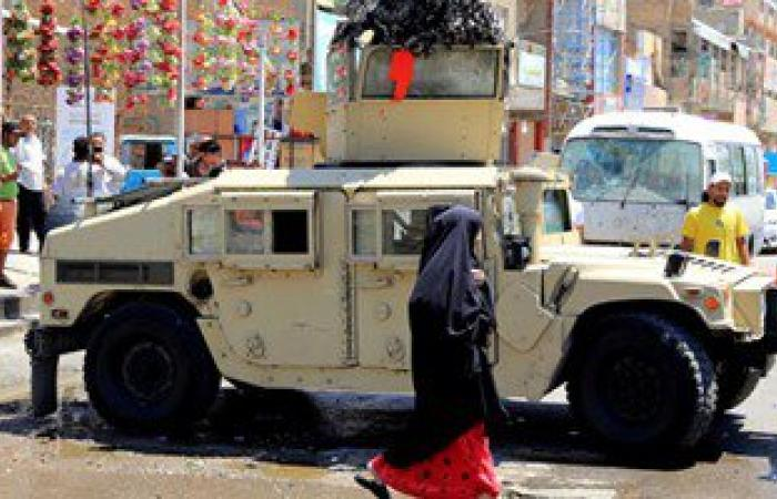 بالصور.. ارتفاع حصيلة سلسلة تفجيرات ببغداد لـ 20 قتيلا و50 جريحا