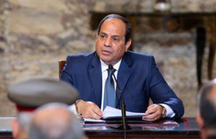 رئيس بنجلاديش يشيد بجهود الرئيس السيسى فى استعادة مصر لثقة العالم