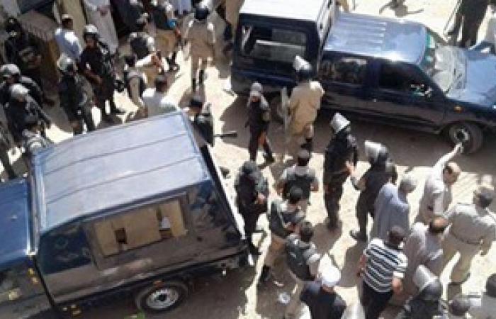 النيابة تتسلم تحريات الأمن العام بواقعة اتهام ضابطين و3 أمناء بتهريب سجين