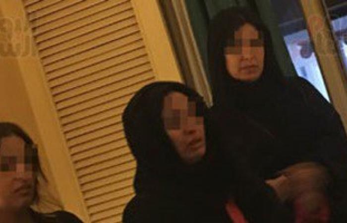"""""""اليوم السابع"""" ينشر أول صور لبطلة """"سيب إيدى"""" بعد القبض عليها بتهمة الدعارة"""