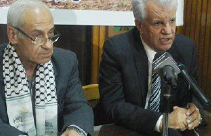 """""""فتح"""" تحيى الذكرى الـ68 للنكبة.. وتثمن دور السيسي فى دعم قضية فلسطين"""