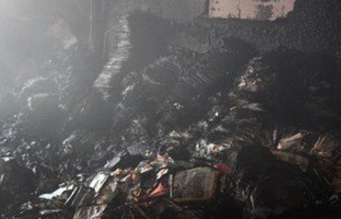 """تفحم جثة طفلة إثر حريق اندلع فى شقة أسرتها بمنطقة """"صقر قريش"""" بالمعادى"""