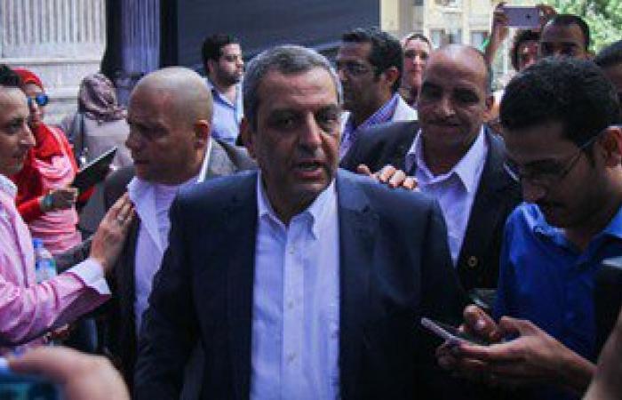 """""""الصحفيين"""" تُعلن عن فتح تحقيق فى شهادة عضو بالمجلس ضد النقيب"""