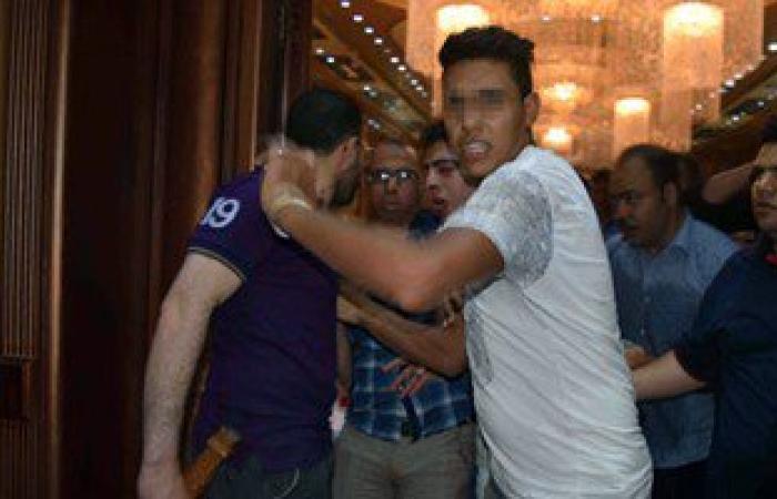 القبض على 4 أشخاص اقتحموا نقابة المحامين بالدقهلية بعد قفزهم فى النيل