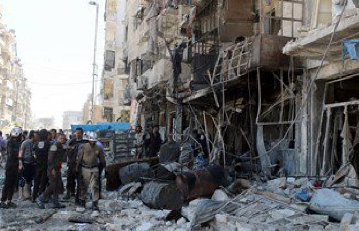 مرصد: مقاتلات تقصف معسكرا لجماعة أحرار الشام وسقوط عدد كبير من القتلى