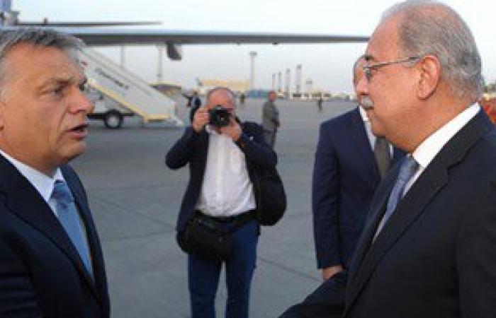 بالصور.. الحكومة: زيارة رئيس الوزراء المجرى تشهد توقيع اتفاقيات تعاون اقتصادى تجارى