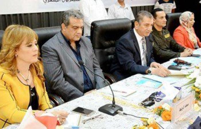 """بالفيديو والصور.. محافظ كفر الشيخ يطلق فعاليات حملة """"خلوا بالكم من بلدكم"""""""
