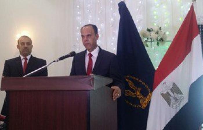 بدء احتفالية افتتاح قاعة مون لايت بنادى تجديف الشرطة بمحافظة سوهاج
