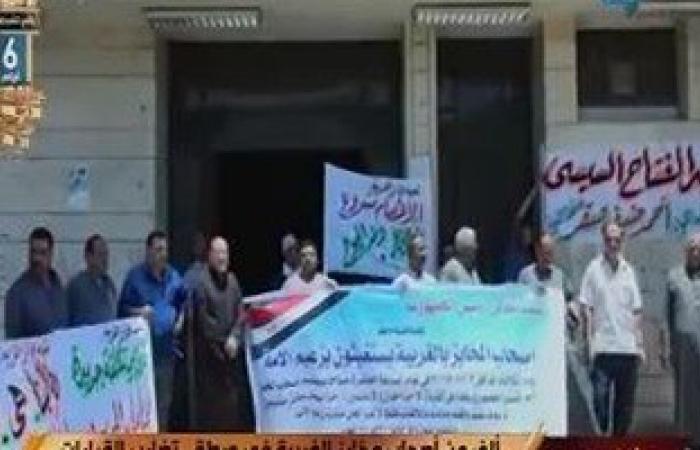 """كاميرا """"على هوى مصر"""" ترصد مشاكل التأمين الصحى وأزمة مخابز الغربية"""