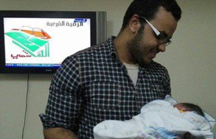 """بالصور.. أول طفل مصرى يحمل اسم الرئيس الروسى """"بوتين"""""""