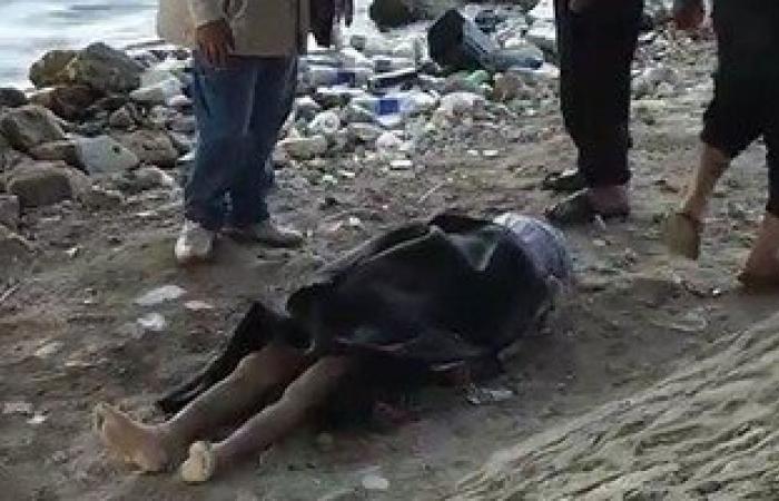 العثور على جثة شاب غرق فى مياه النيل خلال شم النسيم بأسوان
