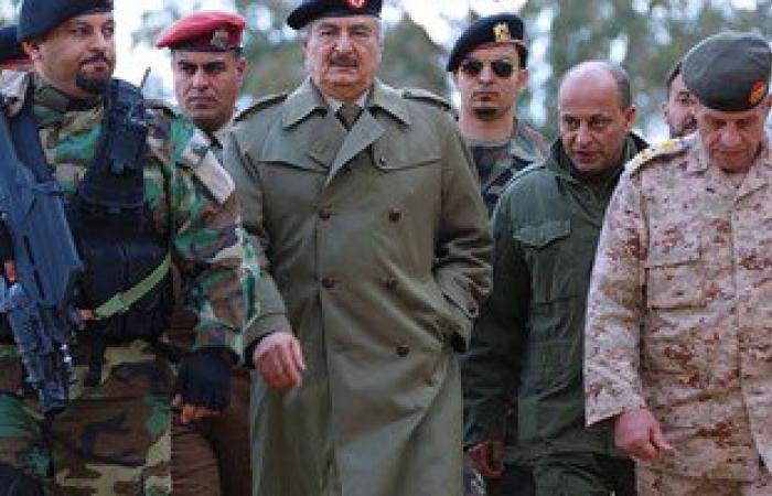 قوات حكومة الوفاق الليبية على مشارف سرت معقل تنظيم داعش