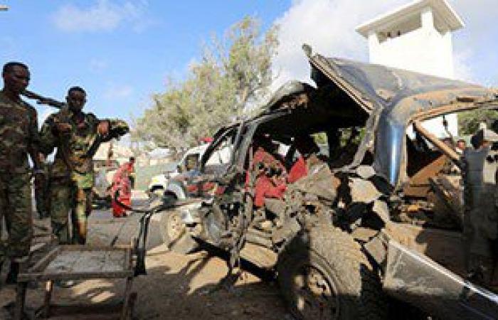 ارتفاع ضحايا الهجوم على فندق فى مقديشو إلى 15 قتيلا