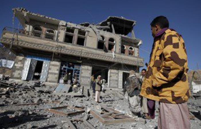 مقتل 3 مدنيين وإصابة 13 فى قصف لمليشيات الحوثيين على حى سكنى فى تعز