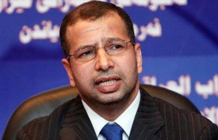 رئيس برلمان العراق يبحث مع وجهاء عشائر ديالى المشاركة فى حفظ أمن مدنهم
