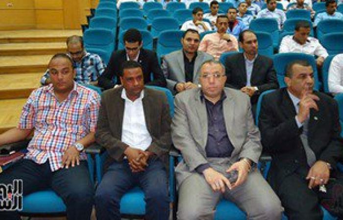 ندوة تعريفية لمناسك العمرة بأعضاء نقابة المهندسين بالإسكندرية