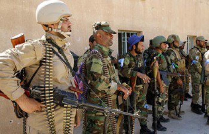 قائد عسكرى عراقى : استمرار المعارك لطرد تنظيم داعش من الفلوجة