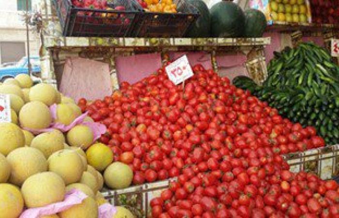 تموين الإسكندرية تضبط 172 طن خضروات قبل بيعها خارج أسواق الجملة