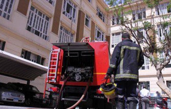 الحماية المدنية بالجيزة تسيطر على حريق بشقة سكنية فى العمرانية دون إصابات