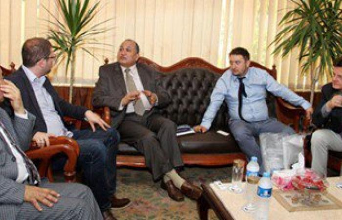 بالصور.. اتفاقية تعاون مشترك بين جامعة طنطا و3 جامعات أوروبية
