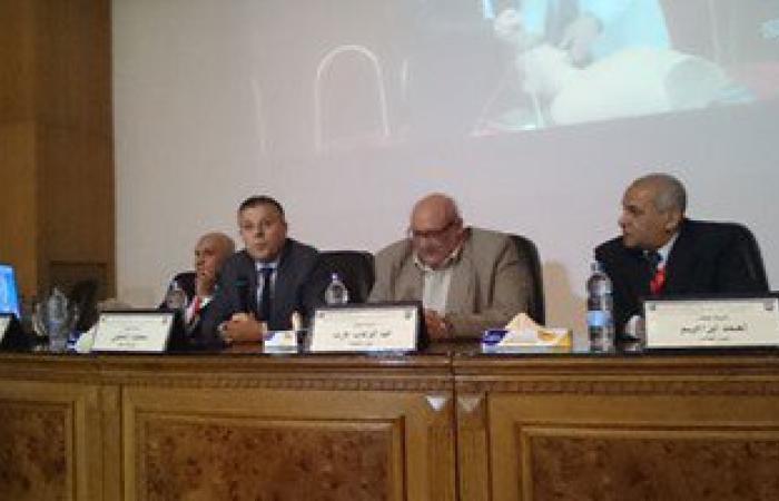 بالصور.. انطلاق فعاليات المؤتمر السنوى لقسم التخدير بجامعة عين شمس