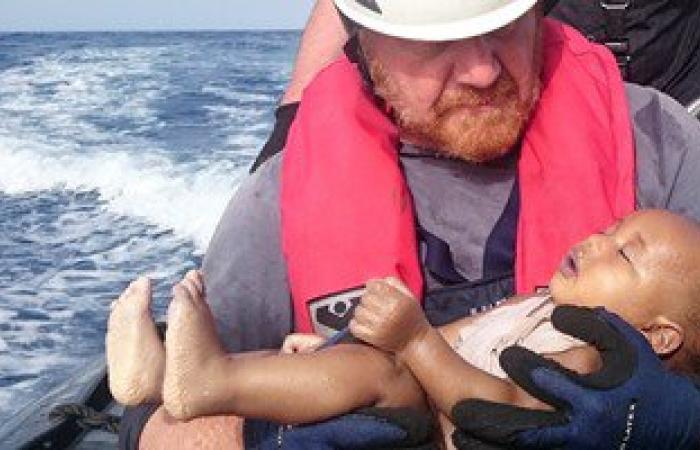 ارتفاع عدد جثث المهاجرين التى جرفتها الأمواج لساحل ليبيا لـ 85
