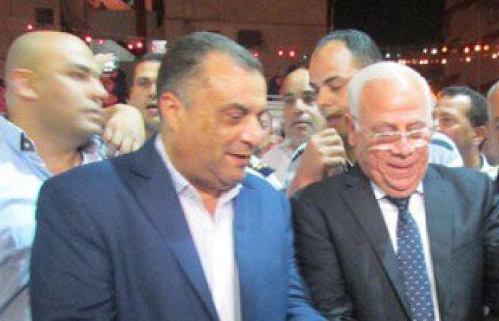 """بالصور.. المحافظ ومدير الأمن يفتتحان معرض """"أهلا رمضان"""" ببورسعيد"""
