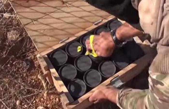 التحالف بقيادة أمريكا ينزل أسلحة جوا لمقاتلى المعارضة فى حلب السورية