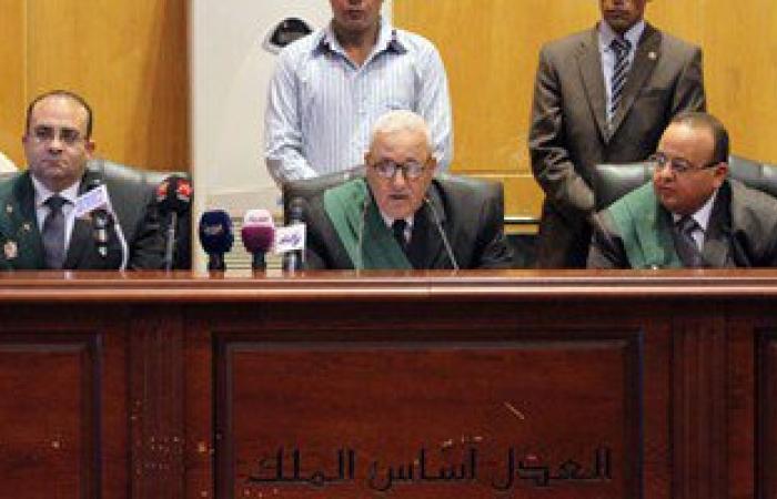 """غدا.. الحكم على  متهمى """"خلية حلوان"""" الإرهابية"""