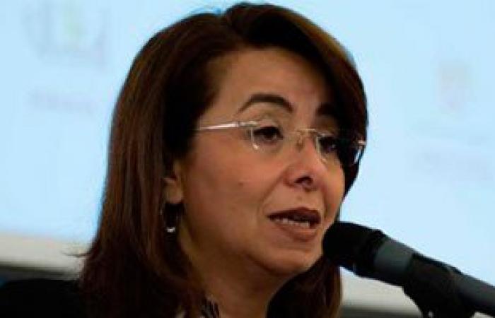 """وزيرة التضامن تشارك بملتقى""""يوم التوظيف""""غداً برعاية غرفة التجارة الأمريكية"""