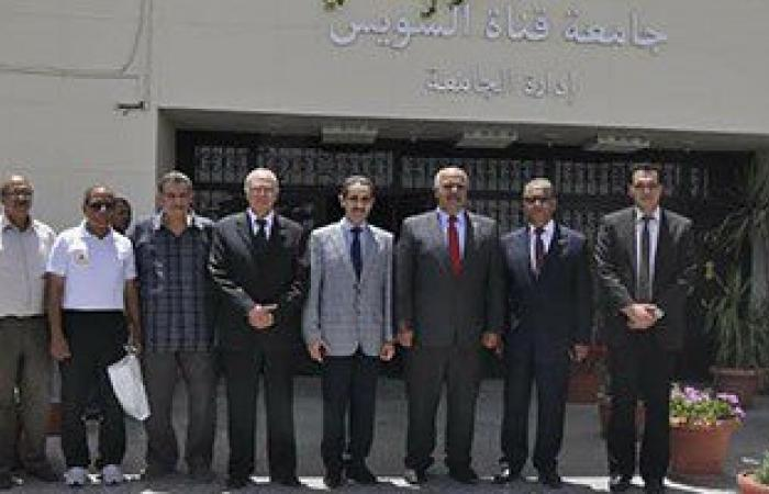 جامعة قناة السويس تقرر إنشاء ميدانين للرماية لتدريب الطلاب