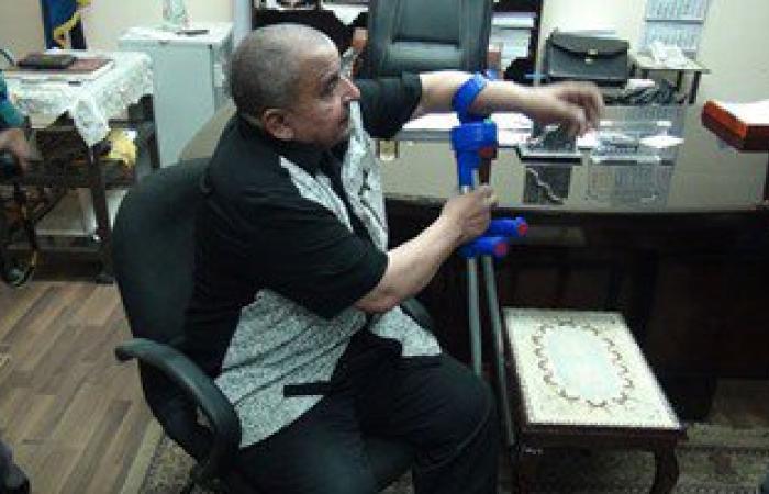 بالصور.. النائب عبد الحميد كمال لوزير قطاع الأعمال: لا نريد وعودا فقط
