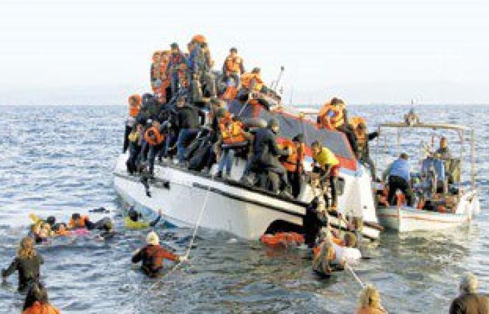 إحباط محاولة هجرة غير شرعية لـ92 من جنسيات مختلفة بكفر الشيخ