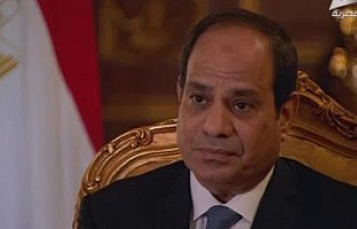 بالفيديو.. الرئيس السيسي: النشاط الإرهابى فى سيناء لا يتخطى 3% من مساحتها
