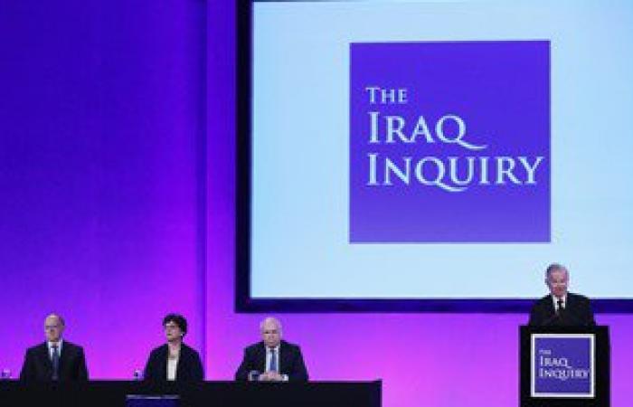 """لجنة التحقيق البريطانية:الأسس القانونية لتدخل بريطانيا بالعراق """"ليست مرضية"""""""