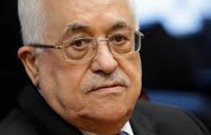 """الرئيس الفلسطينى: تقرير """"الرباعية"""" لا يصلح ليؤدى مهمة السلام المطلوبة"""