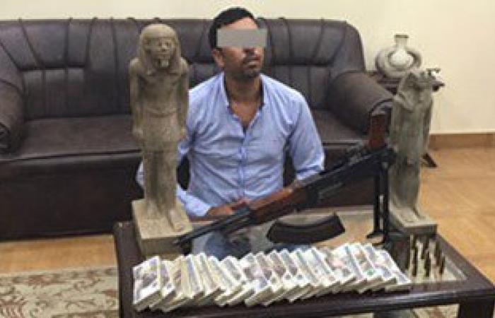 """ننشر اعترافات """"على المدير"""" زعيم عصابة خطف رجل الأعمال السعودى فى الاسماعيلية"""