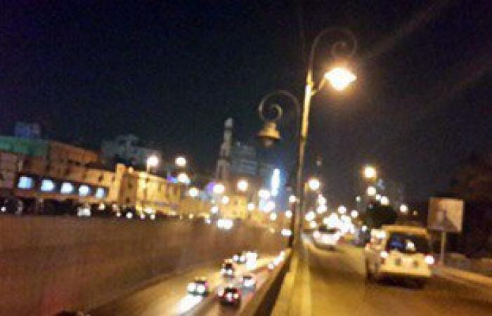 محافظة الإسكندرية تنهي أعمال الإنارة بشوارعها المختلفة