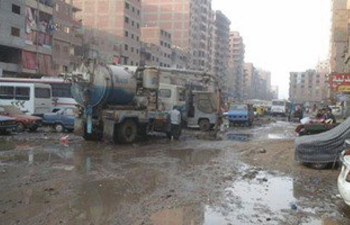 """رئيس """"مياه القليوبية"""": طوارئ لمواجهة أزمة الصرف بمنطقة أم بيومى"""
