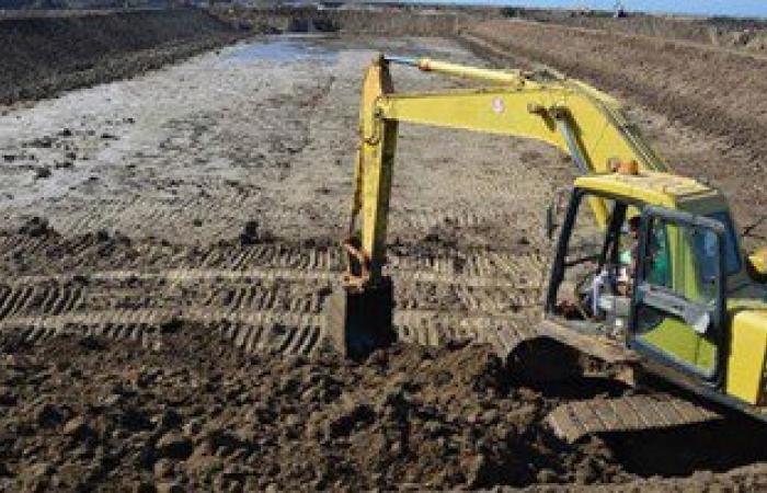 محافظ كفر الشيخ: انتهاء 75 % من أعمال مشروع الاستزراع السمكى